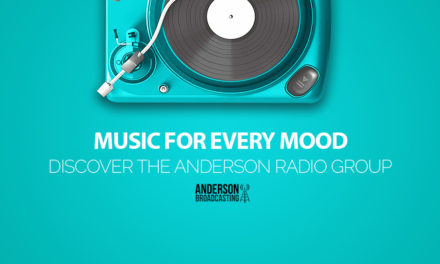 THE ANDERSON RADIO GROUP
